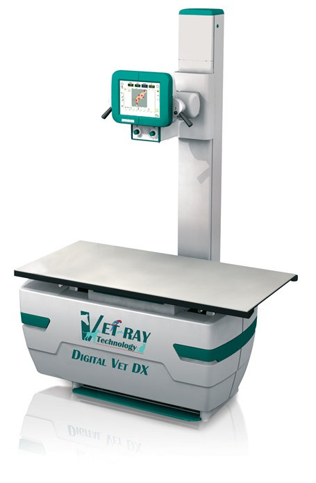 veterinary digital x machine